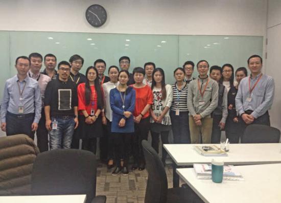埃森哲国际商业分析师CBAP认证内训成功举办