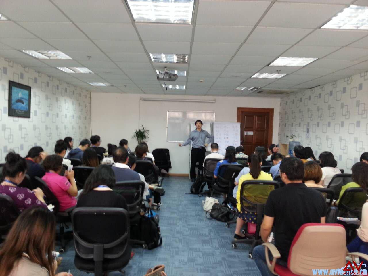 9月12日PDU活动之《TTT培训师训练》体验课成功举 -- 第1张