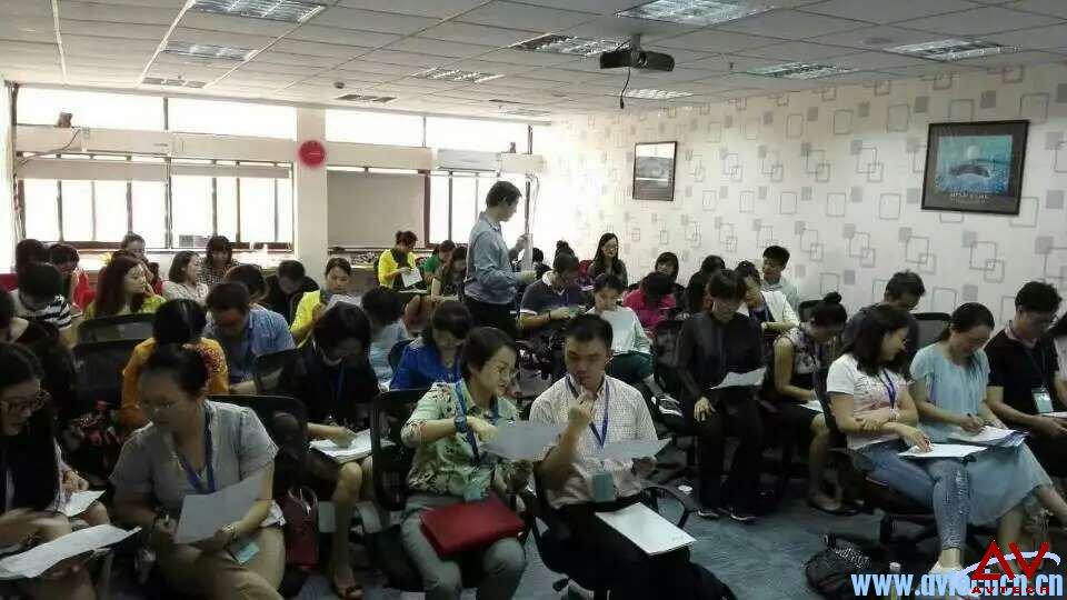 9月12日PDU活动之《TTT培训师训练》体验课成功举 -- 第3张