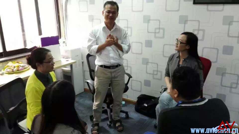9月12日PDU活动之《TTT培训师训练》体验课成功举 -- 第2张