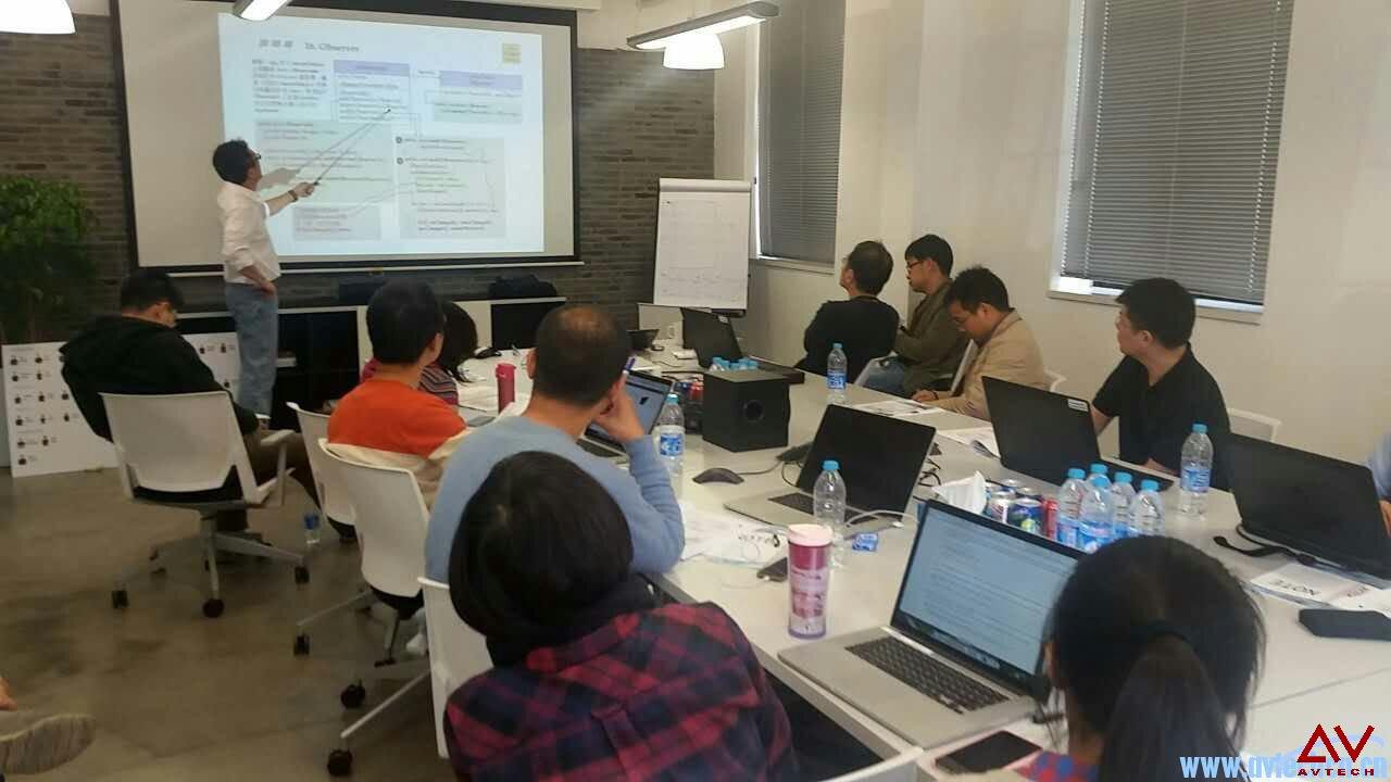 3月DesignPatterns设计模式培训内训完成 -- 第2张