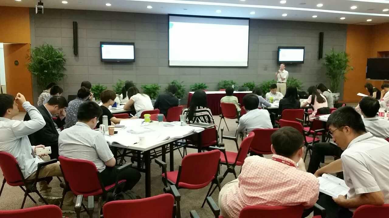 中国银行商业分析师CBAP认证培训举办