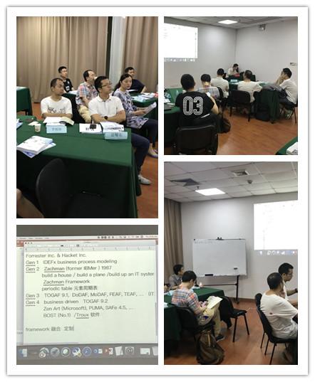 2018第三季度艾威广州togaf认证培训开班啦 -- 第1张