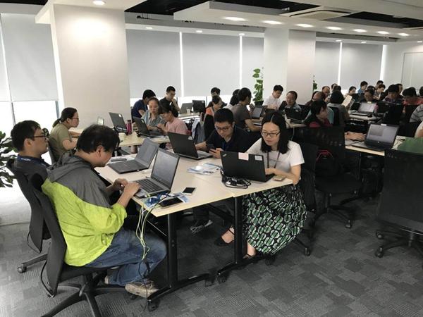 某大型通信企业Python中级企业内训班开课啦~! -- 第1张