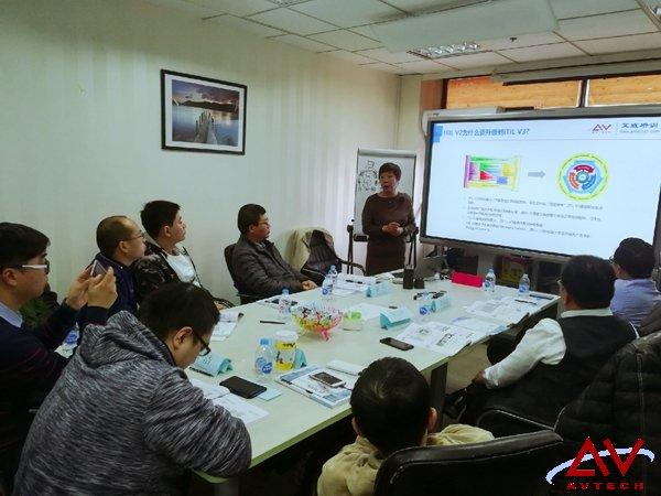 公开课结课 | 11月ITIL服务管理培训圆满完成 -- 第1张