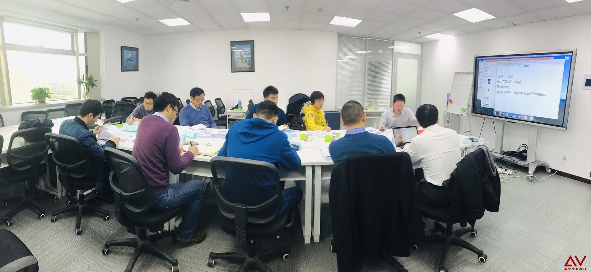 公开课报道|上海TOGAF企业架构认证培训班完美结课~ -- 第1张