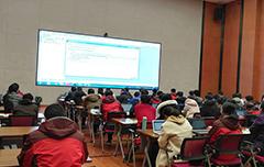 内训报道|再次走进中国商飞展开Python语言培训