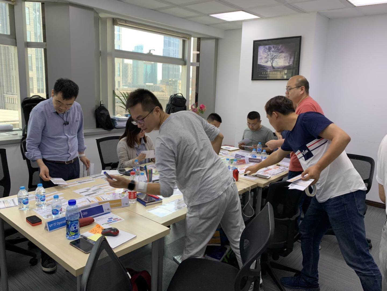 6月16日,上海DevOps培训完美完成! -- 第2张