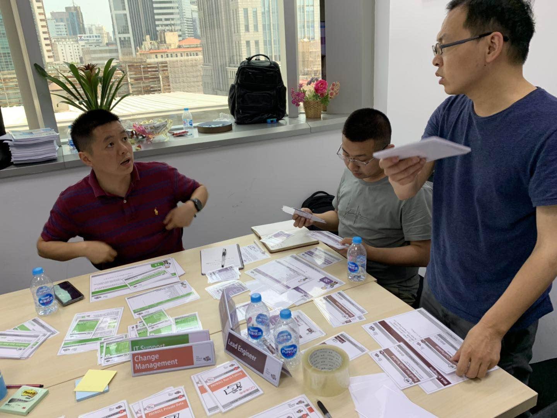 6月16日,上海DevOps培训完美完成! -- 第3张