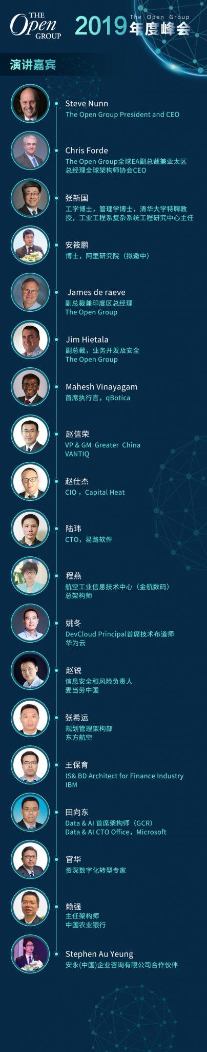 The open group 2019年度峰会 -- 第3张