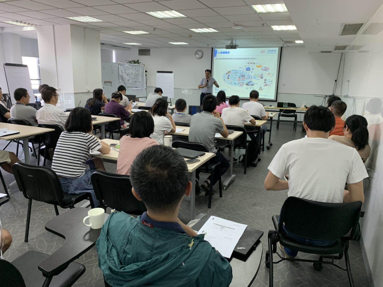 走进某大型通讯企业,5G内训课程成功展开! -- 第3张