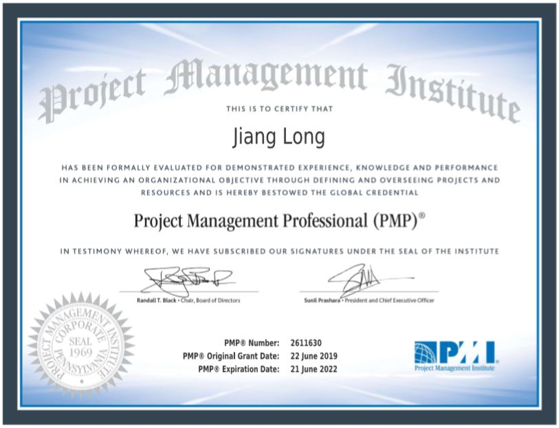 19年6月PMP考试感悟