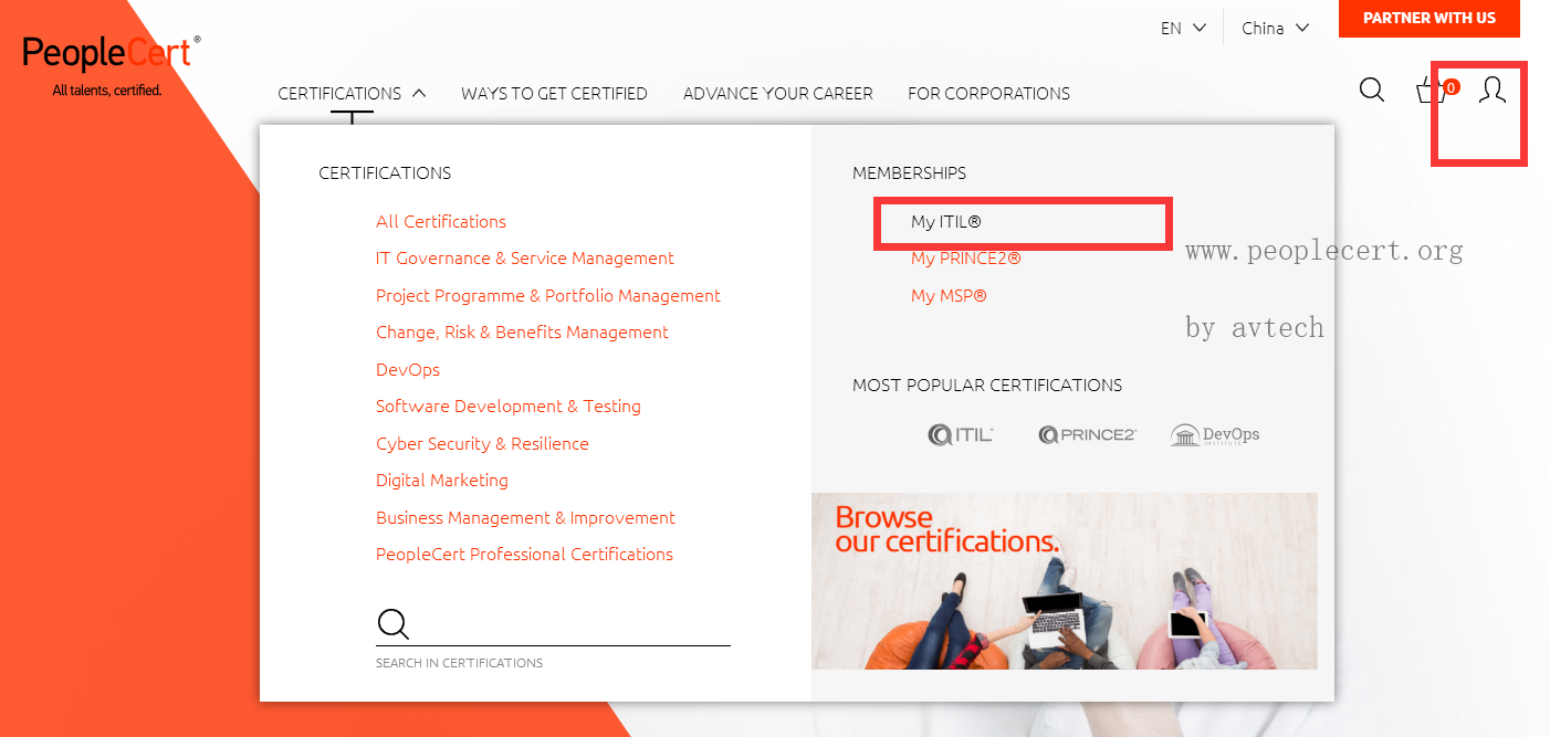 ITIL证书查询网址是什么? -- 第2张