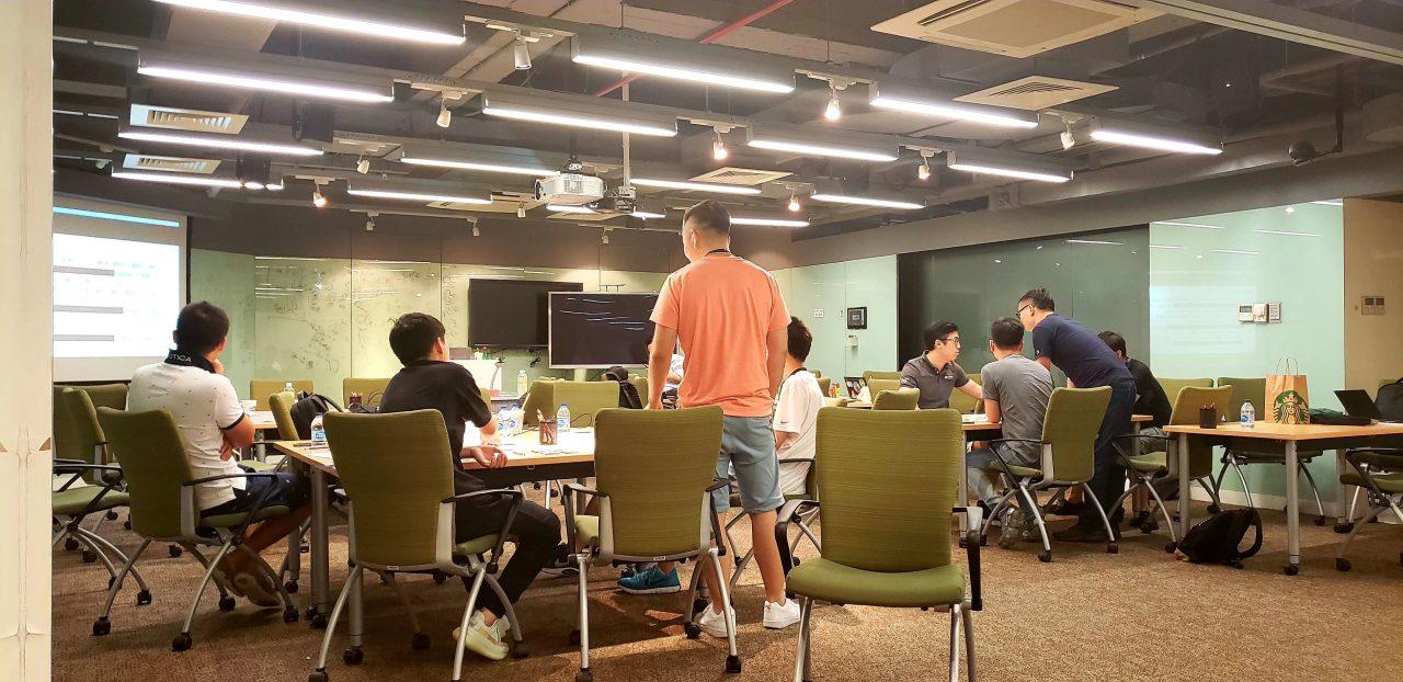 8月18日,DevOps Foundation内训圆满完成~