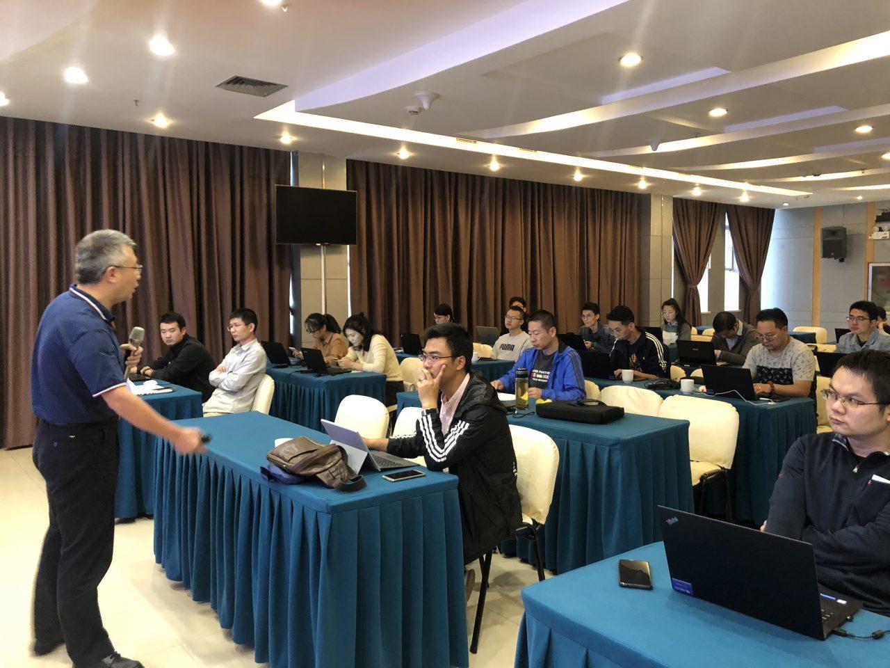 10月15-18日国家某电网企业数据中心专家CDCP认证成功举办! -- 第2张