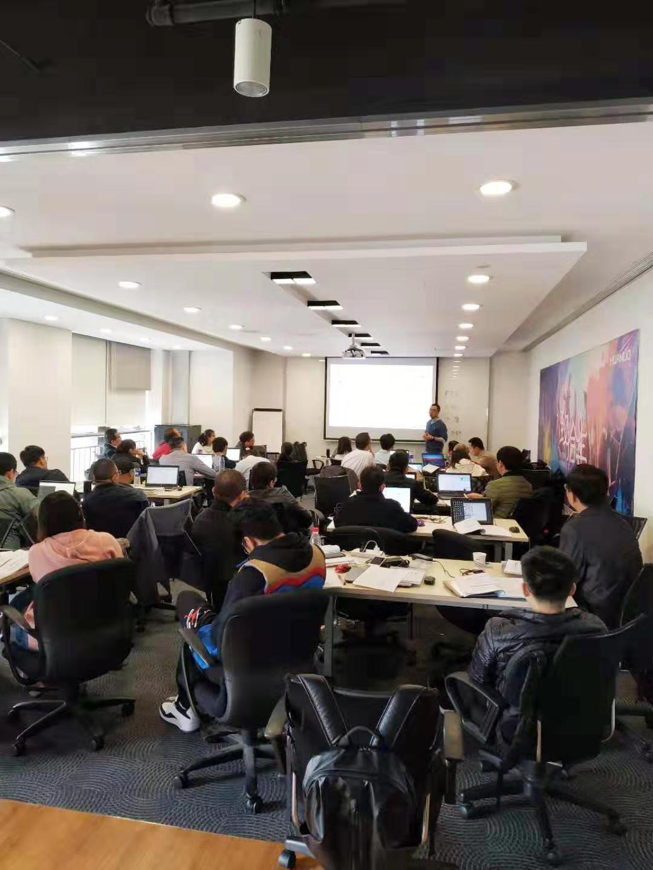 10月14日软件需求分析与需求管理训练营正式开展