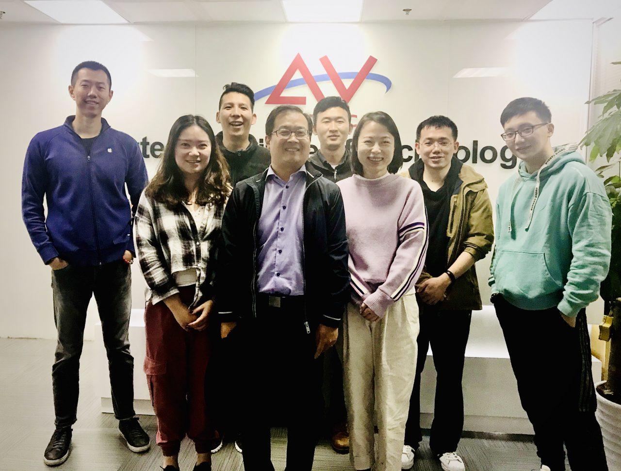2019年11月6日艾威又一期CISSP上海班圆满结课