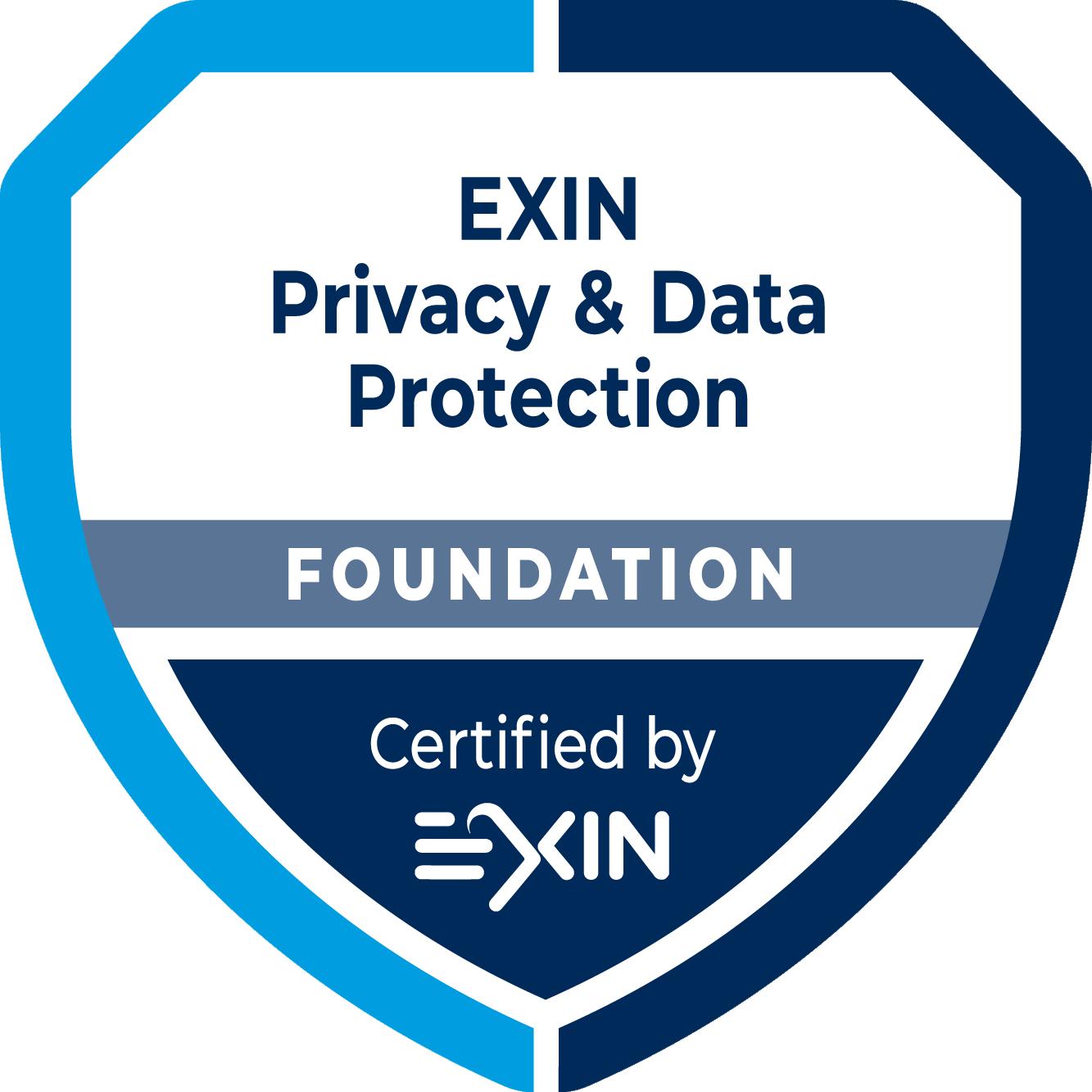 PDPF隐私和数据保护认证