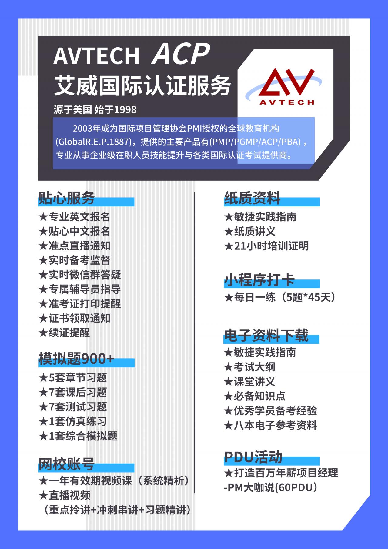 内蒙古ACP考试怎么报名?考一个ACP认证要花多少钱?ACP官网是什么? -- 第4张