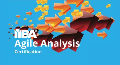 Agile Analysis敏捷需求认证在线培训课程