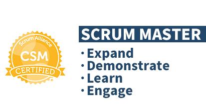 Scrum Master敏捷专家培训在线培训课程