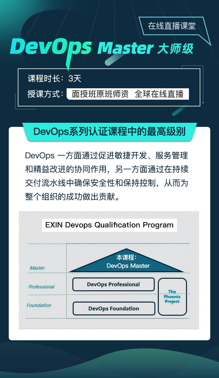 DevOps Master (5/1班)