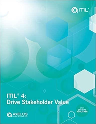 ITIL® 4 专家级课程:DSV