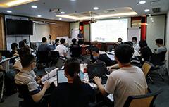8月14日,友邦AIA敏捷项目管理内训如期展开!