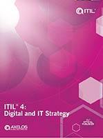 ITIL® 4 专家级课程:DIS 数字化战略领导者认证